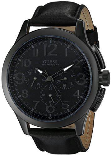 guess s u10628g1 black modern details casual sport