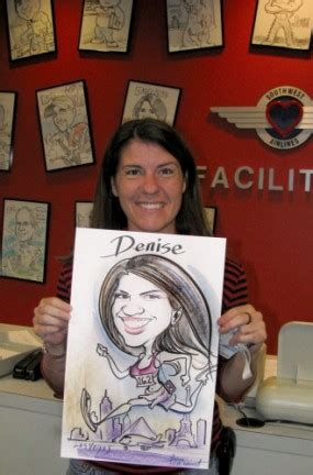 8 dollar fashion outlet dallas the nose caricature artists gift illustration