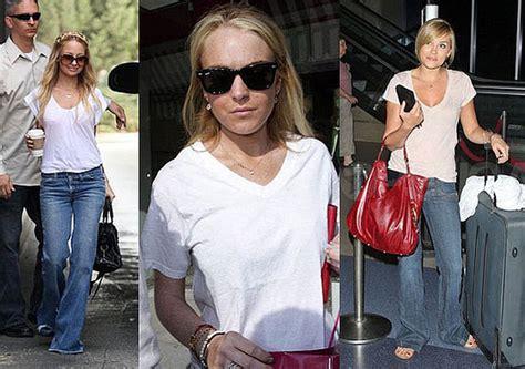 Richie And Lindsay Lohan by Fashionizta A For Fashioniztas