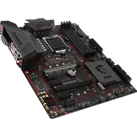 Motherboard Msi B150 Gaming M3 Lga1151 msi h270 gaming m3 lga1151 atx motherboard h270 gaming m3 b h