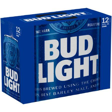 budweiser bud light 12 pack 12 oz cans walmart.com