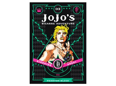 jojo s adventure part 1 phantom blood vol 3 jojo s phantom blood part 1 vol 3 jojo s