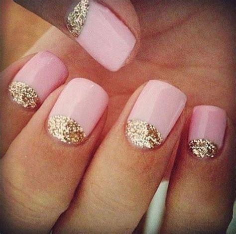 pattern nails tumblr acrylic nail designs tumblr 2013 pink and glitter nails