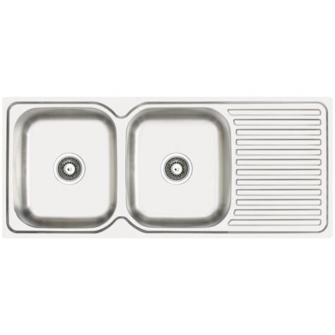 double bowl double drainer stainless steel sink double bowl kitchen sink with drainer befon for