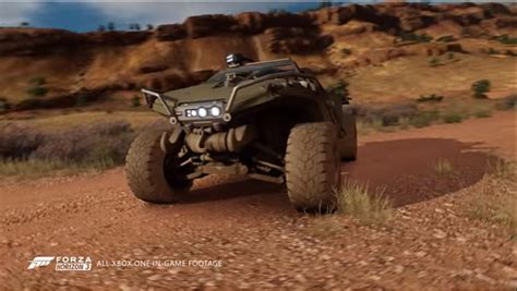 halo warthog forza horizon 3 forza horizon 3 to feature the warthog from halo as a