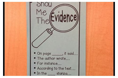 showing evidence freebies