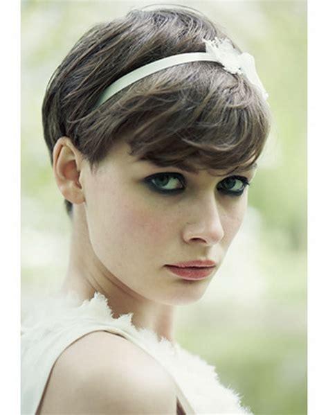 Hochzeitsfrisur Kurzhaar by Hochzeitsfrisur Kurze Haare