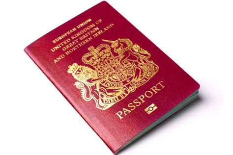 Can I Get A Passport If I A Criminal Record Stunned After 163 82 Renewed Passport Arrives With A S Photo Inside