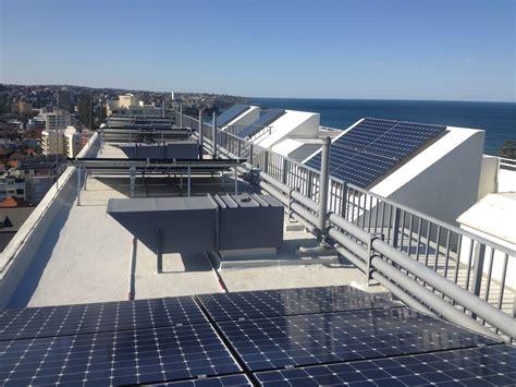 building a solar system for home solar power for apartment buildings strata management companies solar choice