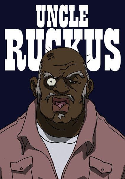 Uncle Ruckus Memes - booty warrior boondocks memes