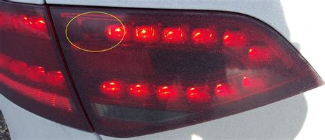 how to tell which light is burned out on christmas light led burned out on cluster