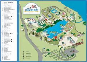 amusement parks in california map universal studios
