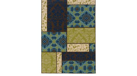 7 X 9 Outdoor Rug Segast Brown 6 7 X 9 6 Indoor Outdoor Rug