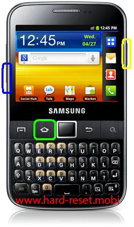 download game mod for samsung galaxy young samsung galaxy y pro gt b5510 download mode hard reset