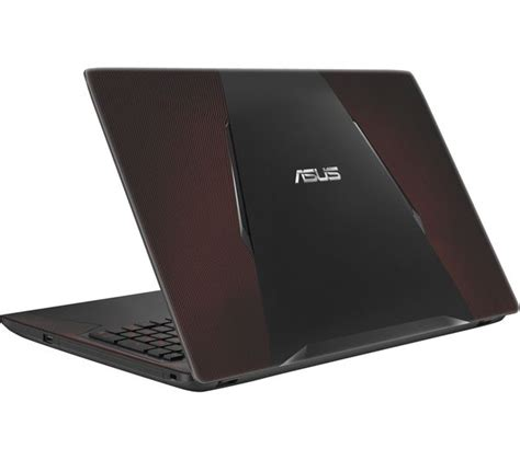 Asus Republic Of Gamers Laptop Pcgarage buy asus republic of gamers fx553 15 6 quot gaming laptop black free delivery currys