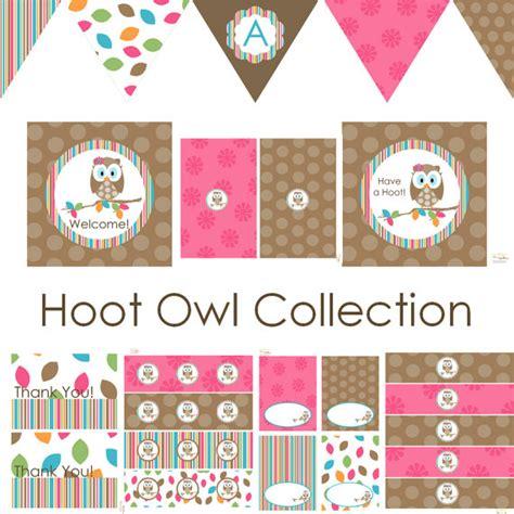 owl birthday owl baby shower owl birthday decorations