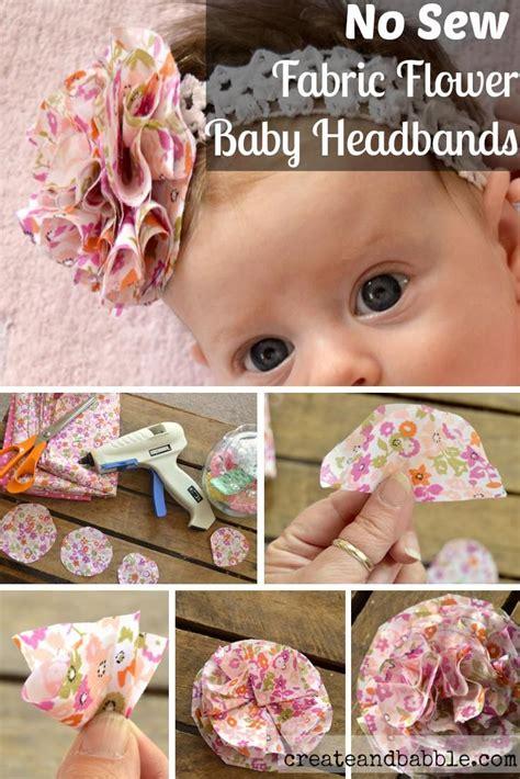 flower headband hair ideas faq my hair diy 25 unique baby hair bows ideas on make