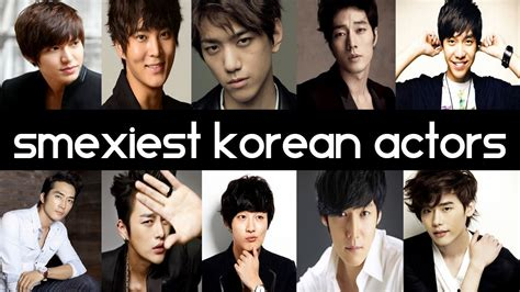 film korea recommended 2014 top 10 sexiest korean dramas actors 2014 youtube