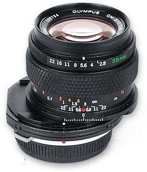 perspective control (pc) lense zuiko shift 35mm f/2.8