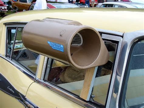 automobile window mounted evaporative air cooler post your 60 66 chevy gmc customized lowrider trucks the