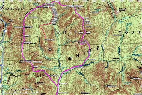 Map Lop Air Mail B5 mainelife net pemi loop