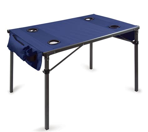roll up travel table