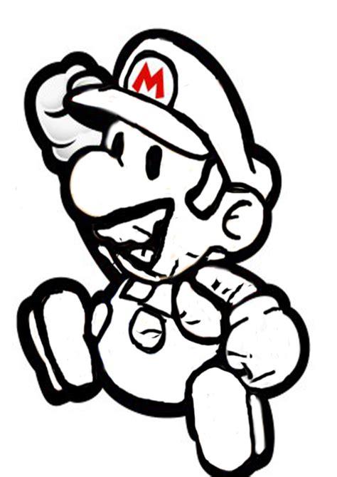 Coloriage Mario Bros Rue Des M 244 Mes