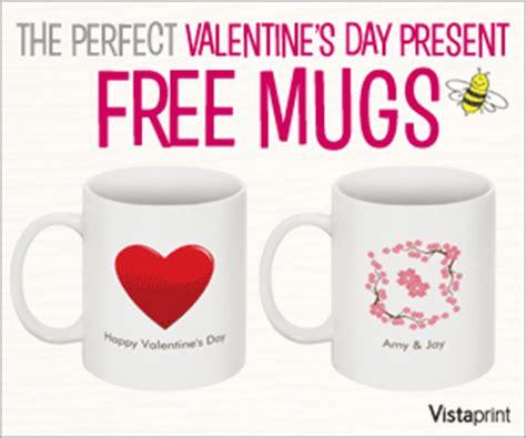 vistaprint mug design vistaprint valentines day mug