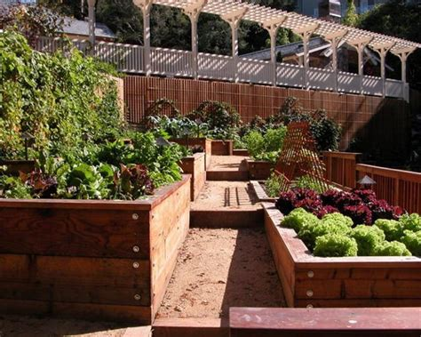 raised garden beds design 20 raised bed garden designs and beautiful backyard