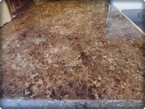how to paint your countertops to look like granite