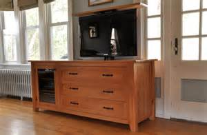 tv lift schrank solid cherry custom tv lift cabinet nexus 21 tv lifts