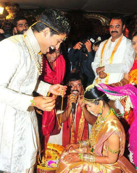 allu arjun wedding