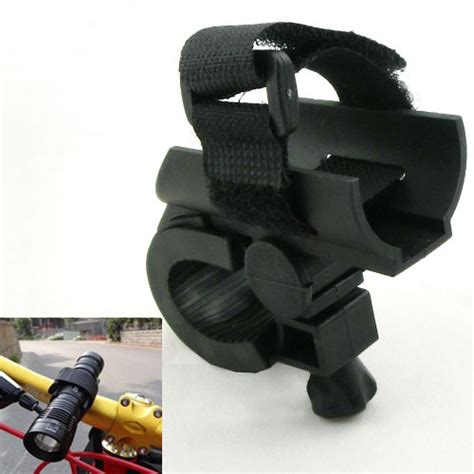 Bike Bracket Mount Holder For Flashlight Ab 2968 Bike Bracket Mount Holder For Flashlight Ab 2968 Black Jakartanotebook