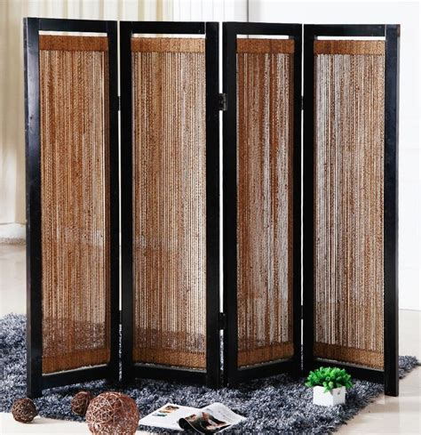 diy curtain room divider best 10 diy room divider ideas on curtain