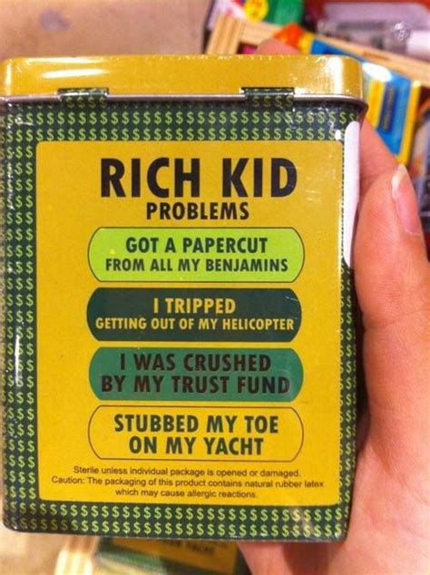 Band Aid Meme - rich kid problems bandaids funny pictures quotes memes