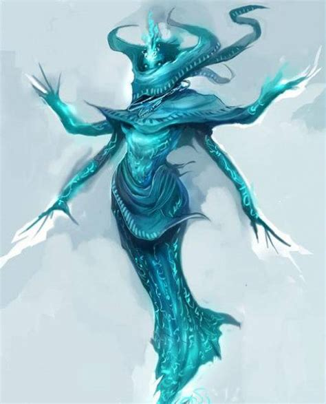 water god elder gods
