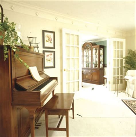 Living Room Layout With Upright Piano Angle Your Furniture For A Designer Look Matt And Shari
