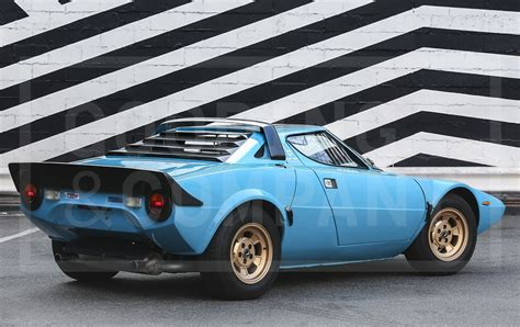 Lancia Stratos Usa Lancia Stratos Hf Stradale 1975 Sprzedana Giełda Klasyk 243 W