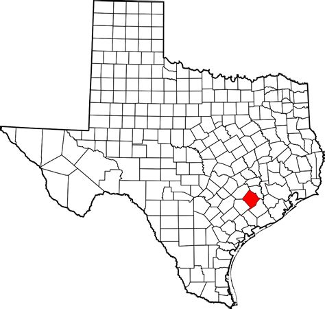 map of texas and colorado national register of historic places listings in colorado county texas