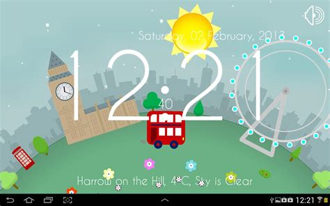 android motion motion clock android apps on play