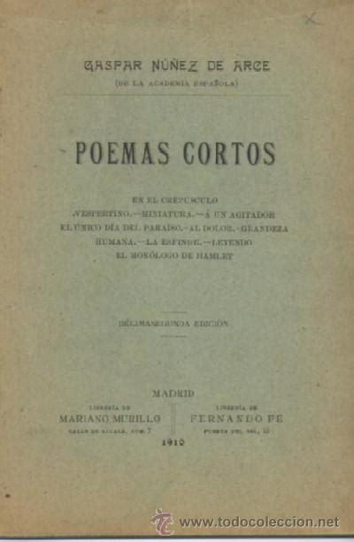 libro poemas escogidos clasicos castalia poemas cortos nu 241 ez de arce gaspar a poe comprar en todocoleccion 17472549
