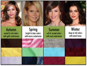 summer hair colors for skin are you a winter whatever the selfish seamstress