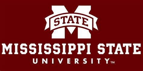 Mississippi State Mba Concentrations by Mississippi State Logo Vector Www Pixshark Images