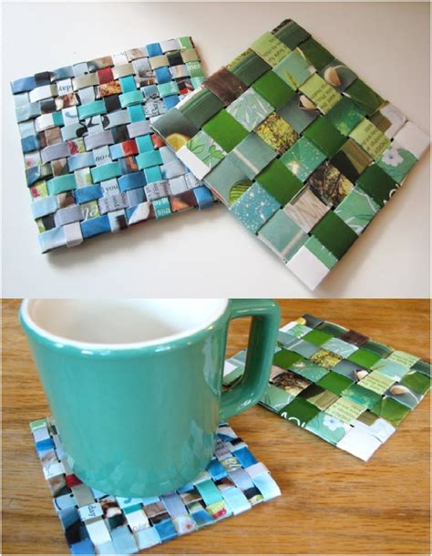 diy idea 7 unique diy coaster ideas