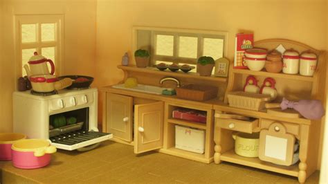 Calico Critters Kitchen by Calico Critter Kitchen By Savagedolls On Deviantart