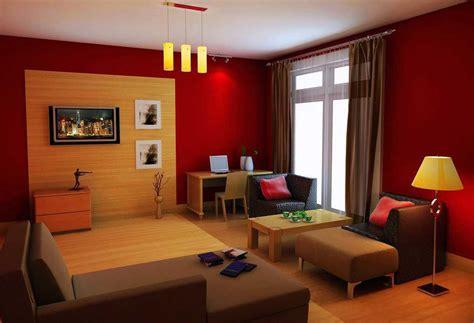 Membuat Warna Coklat Terang | 9 kombinasi paduan model cat interior rumah minimalis