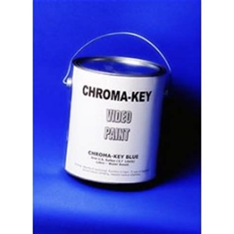 paint chroma key