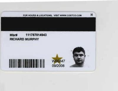 how to make costco card fbi richard murphy s costco card photo 2