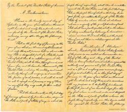 emancipation proclamation original document | Abraham ... Emancipation Proclamation Actual Document