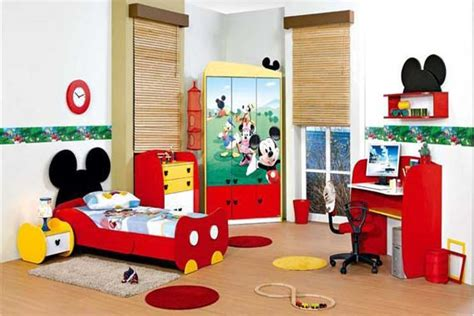 mickey mouse clubhouse bedroom decor mickey mouse bedroom decorating ideas interior fans